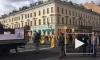Видео: в Петербурге православные участвуют в Крестном ходе