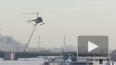 Пробки в Петербурге: на Васильевский только на вертолете