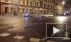 В ночном ДТП на Московском проспекте пострадали два человека
