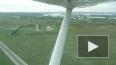 В Сеть попало видеозапись того, как самолет чуть не врез...