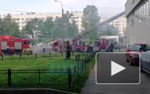 Появились подробности взрыва газа на Краснопутиловской улице