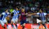 Барса разгромила Реал Сосьедад благодаря быстрым голам Неймара и Месси