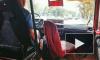 Нервный водитель маршрутки избил девушку за болтовню по телефону