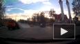 Завораживающее видео из Уфы: грузовик на полном ходу ...