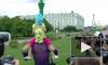 Репортер Piter.tv опознал мужчину в балаклаве
