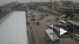 Видео из Севастополя: из маршрутки на ходу выпала ...