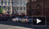 """Запах гари и дым на """"синей"""" ветке в метро был вызван пожаром на Бронницкой улице"""