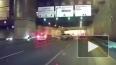 Опубликовано видео момента ДТП в Москве, где был насмерт...