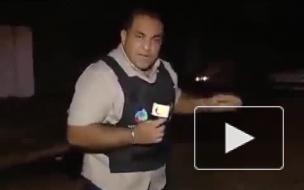 В Бразилии киллер добивал жертву перед телекамерой