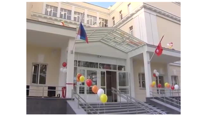 В Петроградском районе Петербурга открыли современную школу