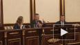 Губернатор Ленобласти провел итоговую пресс-конференцию