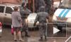 В Невском районе следователи из Подмосковья блокировали фуры с водкой