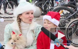 """Блиц-интервью: гости от """"Большого велопарада"""""""