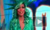 Американская телеведущая в костюме статуи Свободы упала в обморок во время прямого эфира