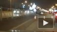 Водитель Hyundai приземлился на крышу на проспекте Славы