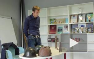 Школьникам в Гончарово рассказали о поисковой работе