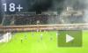 Побоищем и скандалом закончился матч «Торпедо» - «Динамо» (18+)
