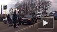 Жуткое видео из Смоленска: легковушка сбила пешехода