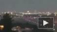 Видео момента падения и взрыва легкомоторного самолета ...