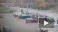 Опубликовано видео смертельного ДТП со скорой в Щелково
