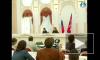 Пресс-конференция Матвиенко: «Если болеешь за Зенит – ты петербуржец»