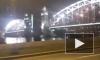 Большеохтинский мост в ночь на понедельник закроют для съемки клипа