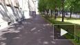 В Московском районе закончили ремонтировать улицу Фрунзе