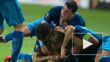 «Зенит» вырвал волевую победу в матче с «Маккаби»