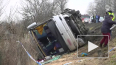 Опубликовано видео из Польши, где в ДТП с автобусом ...