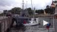 В море у пристани Кронштадта яхтсмена избили железной ...
