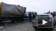 В ДТП под Тулой столкнулись более 30 машин