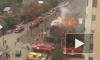 В Уфе полностью сгорел жилой дом