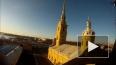 Руферы штурмовали телебашню и Петропавловскую крепость