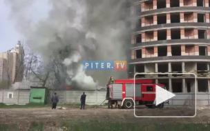 Пожар на коломяжском