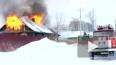 Жуткое видео из Хабаровска: в огне погибли два человека