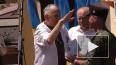 """На Украине ветеран дивизии СС """"Галичина"""" растрогался ..."""