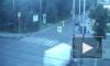 Смертельное видео из Краснодара: В ДТП с мотоциклом и микрофургоном погибли все