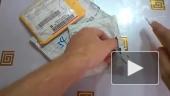 Товары из Китая распаковка Нож кредитка, серьги, ошейник