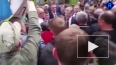 Видео: Украинцы освистали президента Порошенко на ...