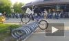 Администрация города рапортует об открытии еще 146 велопарковок в Петербурге