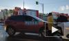 Видео: в Колпино столкнулись два паркетника