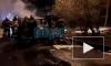 К пожару на Кораблестроителей могут быть причастны неизвестные из темной легковушки