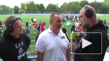 Интервью главного тренера Патриотов после финального матча