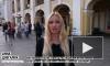 В метро Петербурга прошел флешмоб за мэнспрединг: ответ Анне Довгалюк от мужчин