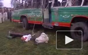 В Пакистане разбился автобус, погибли 20 человек