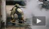 Видео из Татарстана: на трассе дотла сгорел автомобиль