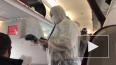 Видео: в Пулково с Бали вернулись петербуржцы