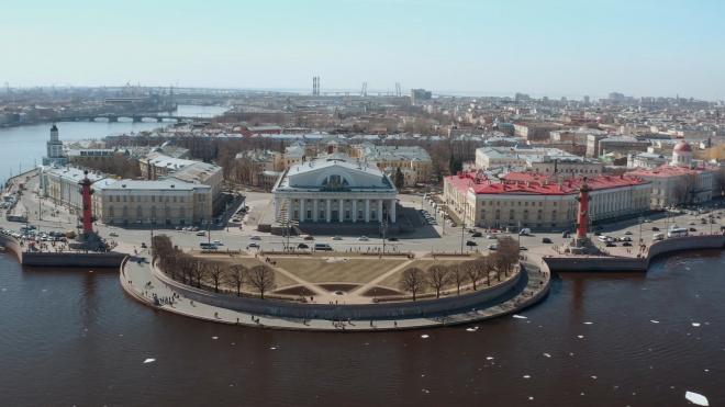 Санкт-Петербург стал лучшим городом для летних гастрономических путешествий