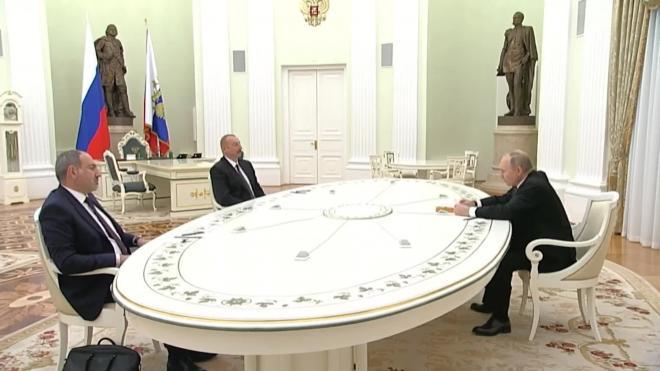 Путин заявил, что более 48 тысяч человек вернулись в Карабах