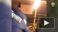 Опубликовано видео последствий пожара на Никитской ...
